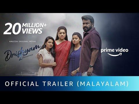 Drishyam 2 - Official Trailer