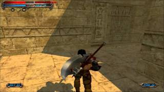 Blade of Darkness 1080p Walkthrough Part 11 Tukaram
