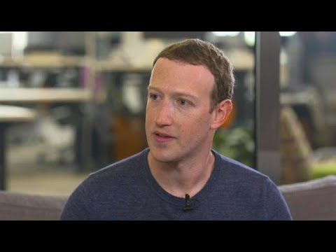 Zuckerberg: 'I'm really sorry that this happened'