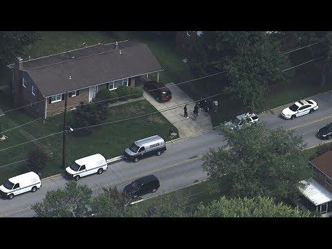 3 girls found dead in Maryland