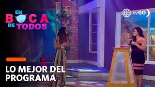 Melissa Loza a Tula Rodríguez: