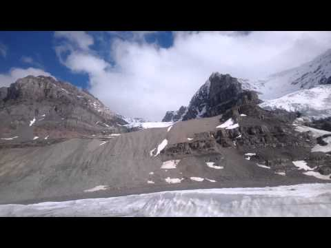 Canada Columbia Icefield