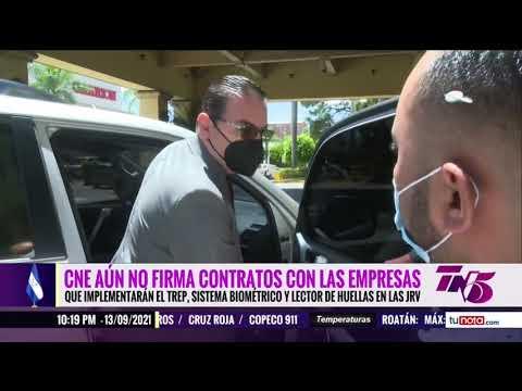 Kelvin Aguirre investiga la tardanza en la adjudicación de contratos con empresas que ganaron el TRE