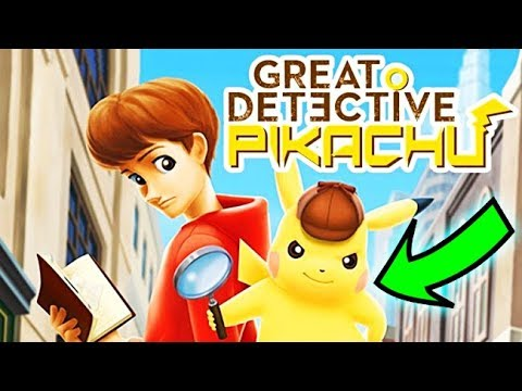 Detective Pikachu's New Voice! DOES IT FIT?!