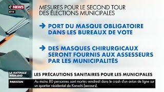 Municipales : les précautions sanitaires pour voter