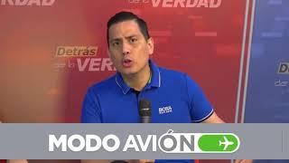 Diálogo con Gary Añez ex candidato a la alcaldia de Santa Cruz y principal fuerza de fiscalización