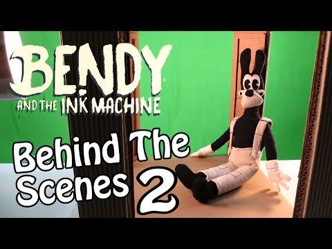 connectYoutube - BATIM Chapter 3 Plush (Ending) Behind the scenes
