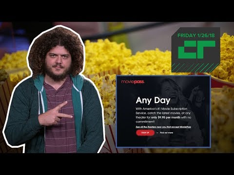 MoviePass pulls out of 10 AMC theaters | Crunch Report