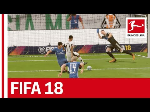Borussia Mönchengladbach vs. Hamburger SV - FIFA 18 Prediction with EA Sports