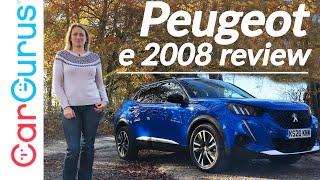 Обзор Peugeot e 2008 (2020): это лучший маленький электрический