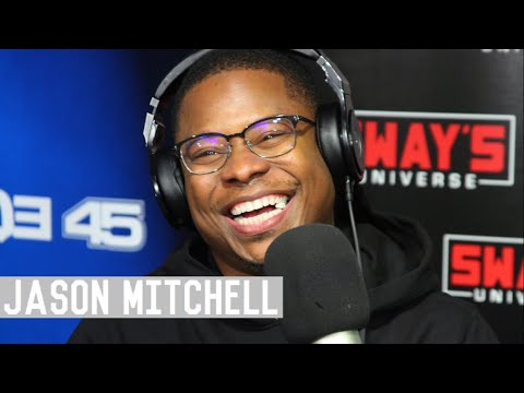 connectYoutube - Jason Mitchell from The Chi, Straight Outta Compton and Mudbound Tears up With Emotion