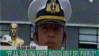 13 de diciembre, Presidenta Jeanine Añez en el Acto de Egreso de Institutos Militares