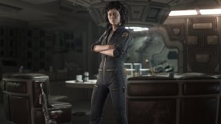 Alien: Isolation - The Cast of Alien Trailer