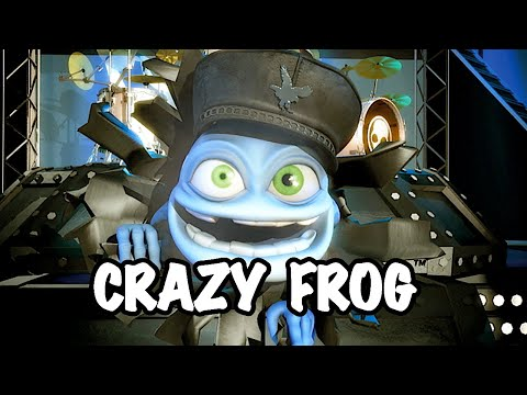 connectYoutube - Crazy Frog - Safety Dance