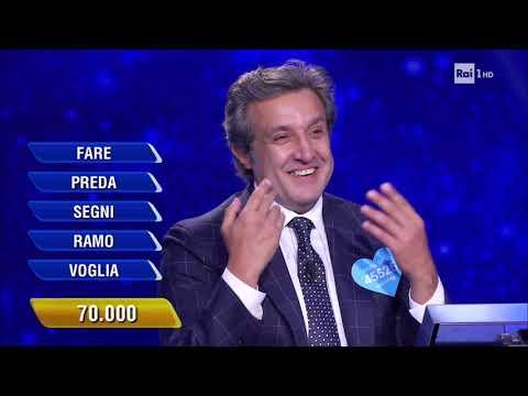 La ghigliottina - L'Eredità 27/11/2020
