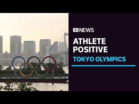 Olympic athlete arriving in Japan tests positive to coronavirus | ABC News