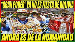 La Fiesta Boliviana del