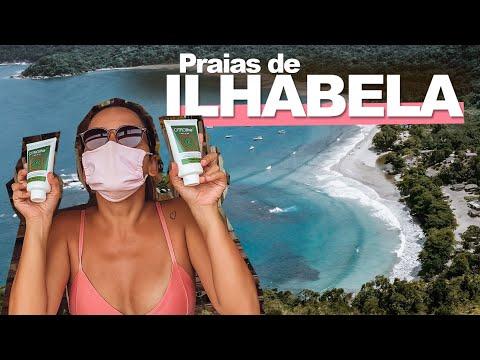 PRAIAS DE ILHABELA: Indaiaúba, Bonete e Castelhanos | Prefiro Viajar