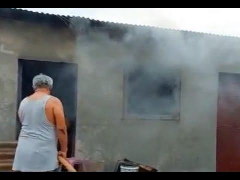 Retalhuleu: Mujer habría quemado la vivienda de su amante