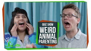 SciShow Quiz Show: Weird Animal Parenting