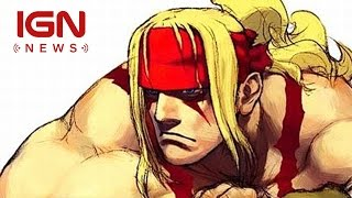 Street Fighter 5's First DLC Character Revealed - IGN News