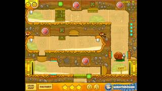 Snail Bob 3: Full Game Walkthrough