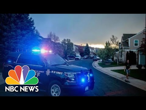 Watch Live: Officials provide details on Colorado STEM school shooting