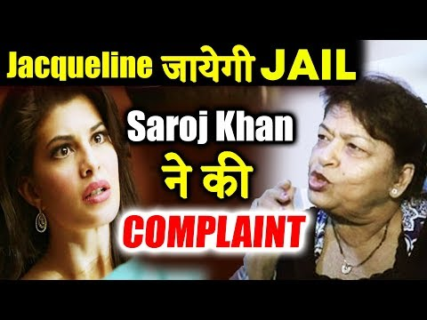 connectYoutube - Saroj Khan TAKES Jacqueline In COURT For $EX Act In Ek Do Teen Song | Baaghi 2