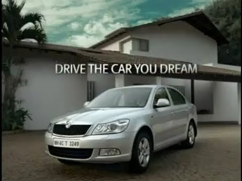 SKODA Laura Dream TVC