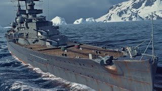 World of Warships - German Cruiser Admiral Hipper