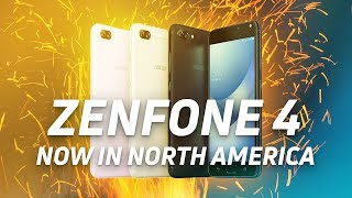 Foldable devices the future? ASUS ZenFone 4 lineup - Razer Phone gaming beast