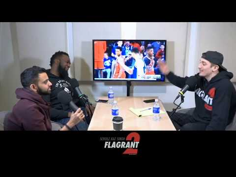 FLAGRANT 2: ANDREW DOESN'T BELIEVE IN THE RAPTORS OR SPONSORS