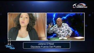 Interesante entrevista con la Diputada Juliana O'neal | Buena Noche