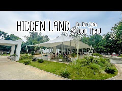 รีวิวคาเฟ่-Hidden-Land-@Udon-T