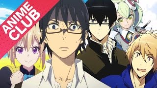 Winter 2016 Frontrunners and Nintendo Anime - IGN Anime Club Episode 40