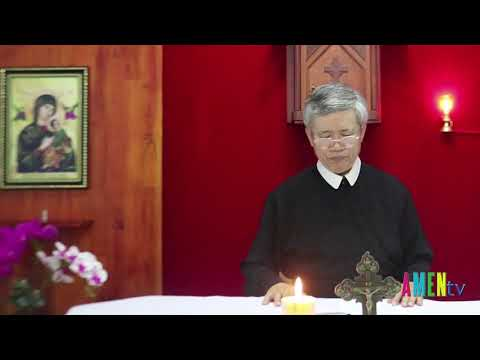 LHS Thứ Ba 17.09.2019: LÒNG CHẠNH THƯƠNG CỦA CHÚA GIÊSU NGOẠI - Linh mục Giuse Hồ Đắc Tâm, DCCT