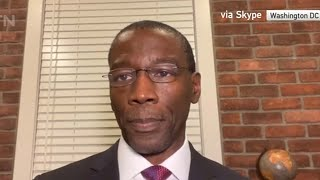 Raymond Gilpin on China-Africa vaccine diplomacy