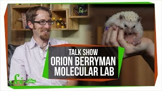 Molecule Architecture: SciShow Talk Show with Dr. Orion Berryman
