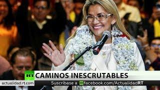 La candidatura presidencial de Áñez causa una ola de críticas de aliados en Bolivia