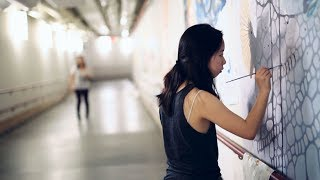 Tunnel Vision: The Borderline Mural Project at MIT