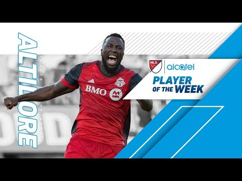 Jozy Altidore: Grabs a brace | Alcatel Player of the Week
