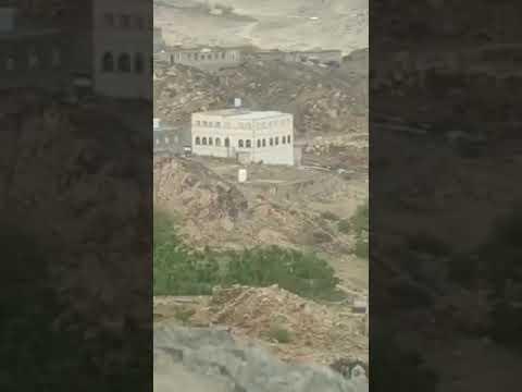 مليشيات الحوثي تفجر منزل حسين الحميقاني بالبيضاء