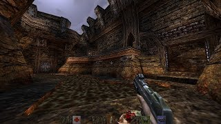 Quake II: Nightmare Orchards - Nightmare walkthrough