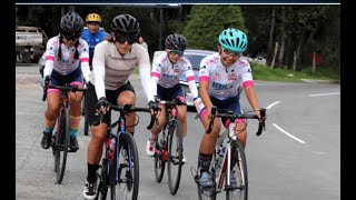 Se celebra la vigésima Vuelta Ciclística Femenina a Guatemala