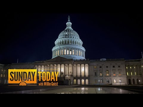 connectYoutube - Lawmakers At An Impasse As They Shift Blame Over Government Shutdown | Sunday TODAY