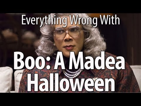 Everything Wrong With Boo: A Madea Halloween