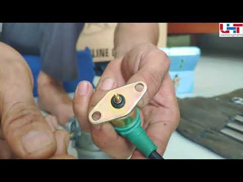 Cách vệ sinh bộ chế hòa khí máy phát điện
