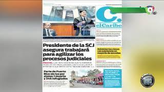 Lectura de los Principales Periódicos Nacionales del miercoles 8 de Enero 2020   Hoy Mismo