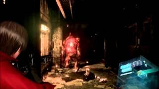 Прохождение Resident evil 6 (Ада Вонг), Глава 2, Подземная лаборатория