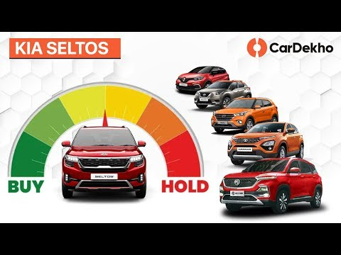 Kia Seltos India vs MG Hector, Hyundai Creta & Tata Harrier | Buy or Hold | CarDekho